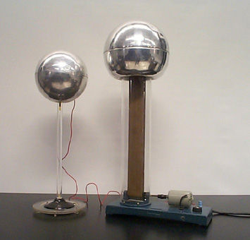van de graaff generator instructables